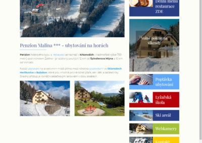 malina-webz-screens